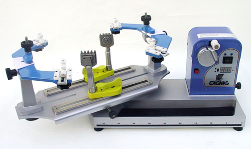 Eagnas Table-top Electronic Stringing Machine - Hawk 880 II