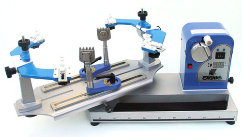 Eagnas Table-top Electronic Stringing Machine - Hawk 880Le