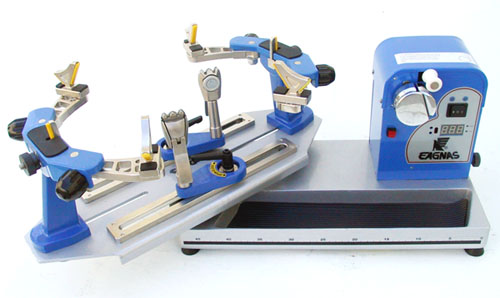 Eagnas Table-top Electronic Stringing Machine - Flex 865