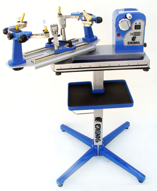 Eagnas Professional and Table-top Electronic Stringing Machine - Flex 865S