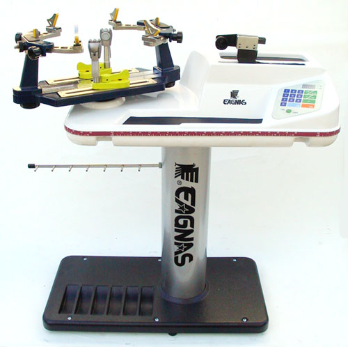 Eagnas Electronic Stringing Machine - Smart 6000