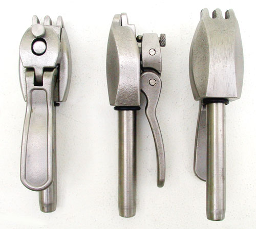 Heavy-duty stainless steel swivel clamp