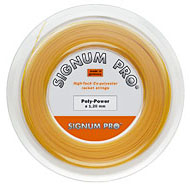 Signum Pro Poly Power Tennis string