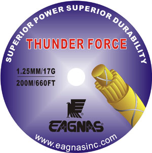 Eagnas Thunder Force Tennis string